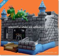 Happy Slide/ Indoor Inflatable Castle