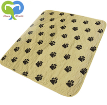 waterproof washable dog/puppy unerpad pet training pad