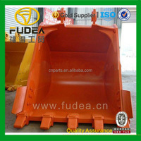 hitachi excavator bucket size/ hitachi ex300 ex400 rock bucket for sales/ excavator bucket capacity