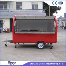 JX-FR300W Good quality Mobile fast food van for direct sales