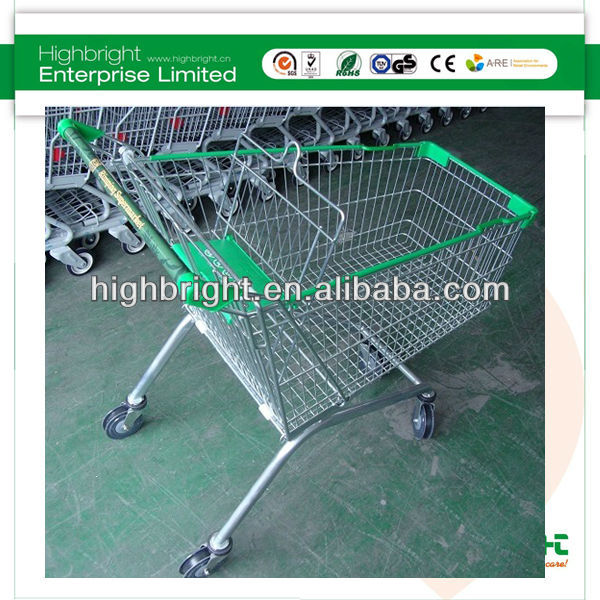 Considerable scale china shopping cart manufacturers for your store