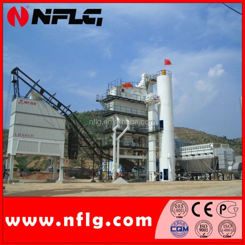 Bitumen emulsion plant supplier from china with high quality and low price