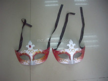 wholesale cheap face mask carnival sex mask with stick MSK169