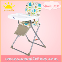 high chair baby/portable baby chair/baby folding chair