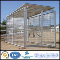 SHENGYANG DOG KENNEL DESIGN WELDED WIRE FENCE FOR ANIMALS