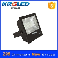200 watt led flood light,30w multi color led light with remote controller,KRG-FL10-500W,3000lm rgb led flood light