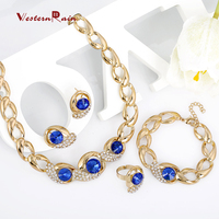 new products 2016 african jewelry sets 18k african wedding beads jewelry gold