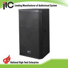 "ITC TS-10 Series 120W 10"" 8 ohm Conference Speakers Professional"