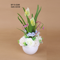 Spring 2016 Decorative Artificial Flowers, Artificial Wedding Flower