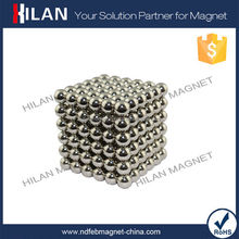 Wholesale Strong Neodymium 8mm Magnetic Balls