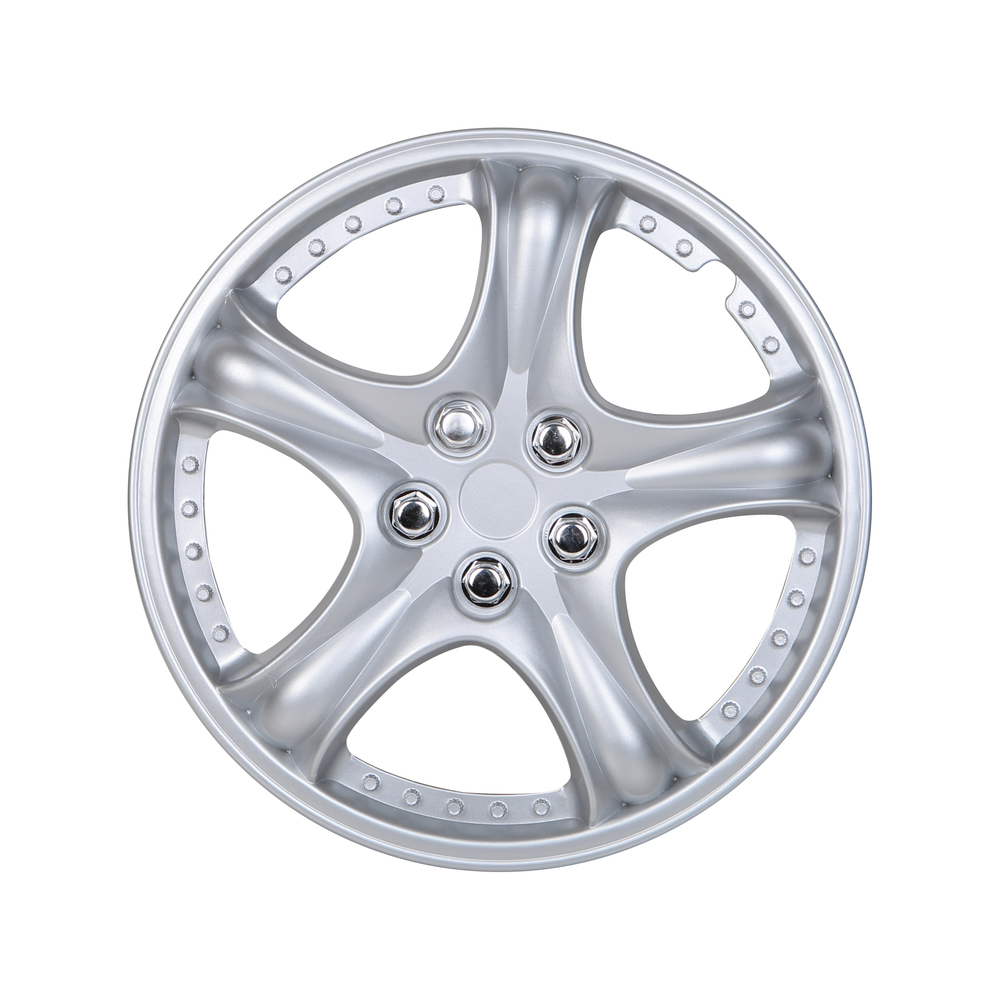 Auto Parts factory wholesale PP car Wheel Cover For Toyota 14 inch Hupcap cover silver rim cover FZX-430