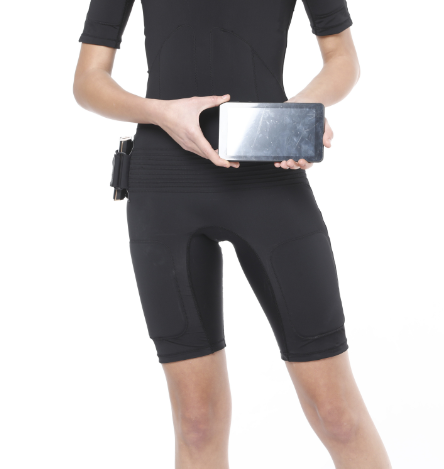 ems fitness machines, wireless ems <strong>device</strong> with ems training suit