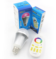 Energy saving LED magic bulb Use with remote control