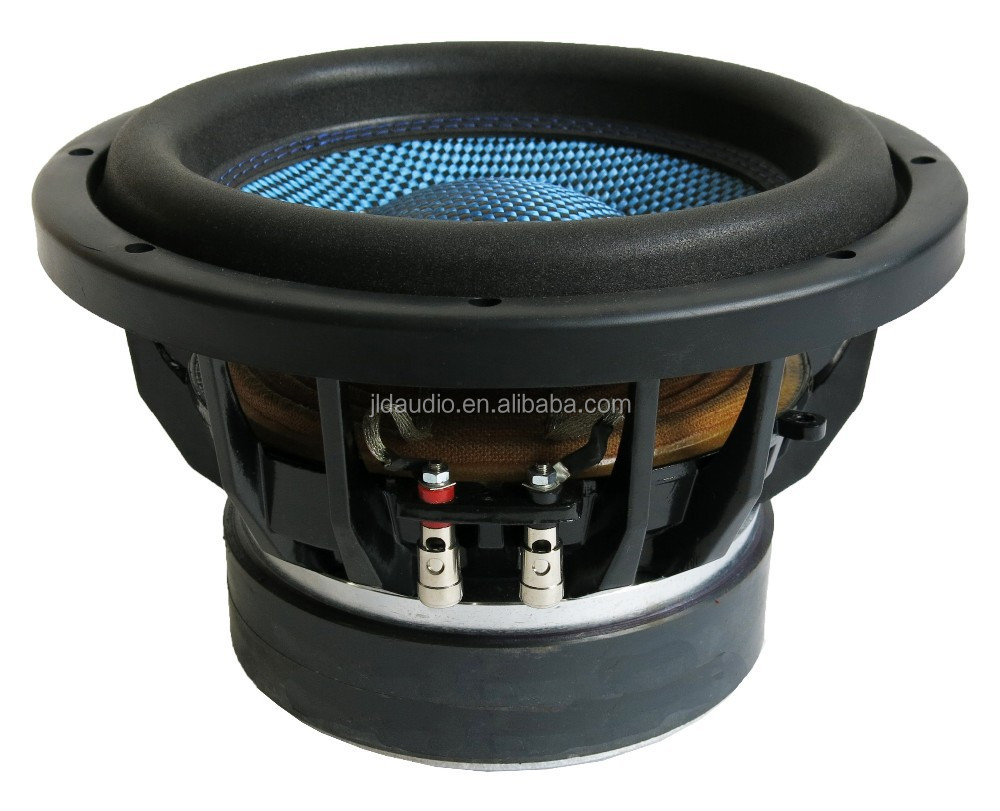 jiaxing jld audio Subwoofer 10 Inch Blue Carbon Fiber Cone(STb10) for consumer electronics best subwoofers speaker