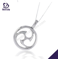 wholesale stainless steel necklace jewelry pendant bails