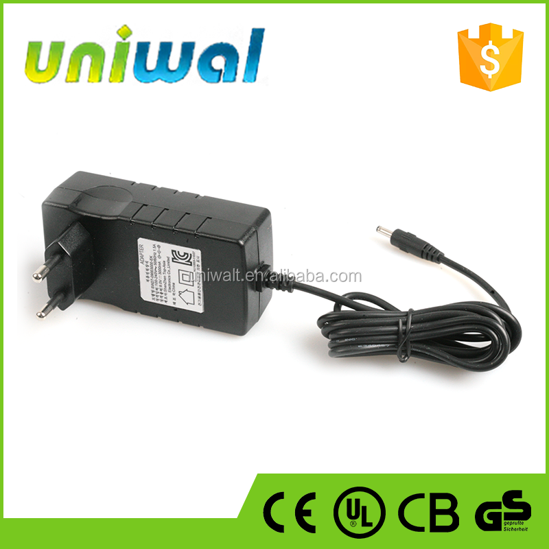 27W Plug In Power Adapters AC DC Factory Supply 9V 3A Power Adapter