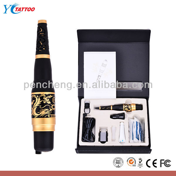 best tattoo machine brand:Professional Permanent dragon Makeup tattoo Machine gun
