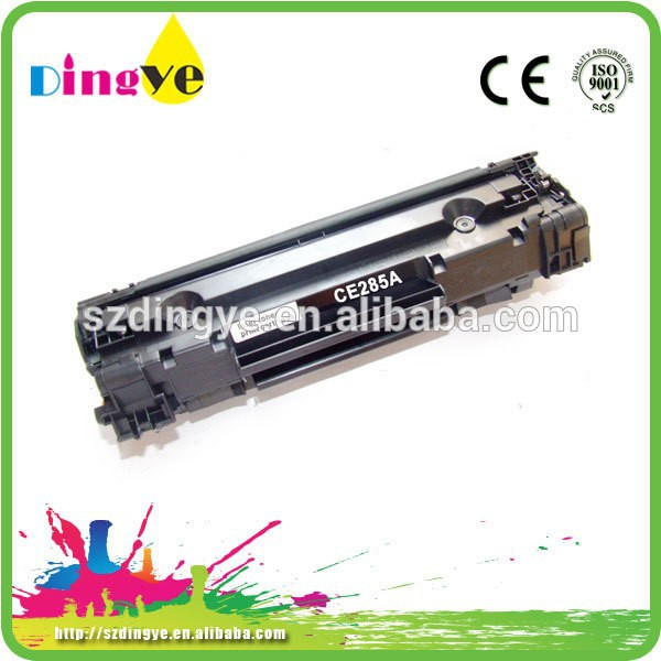 laser printer toner cartridge for hp CE285A for HP LaserJet P1102/1102W/P1005/1006 compatible toner cartridge