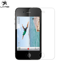 For Iphone 4 /4s 0.26mm 9H Premium Tempered Glass Screen Protector Film Guard for iPhone 4 /4S