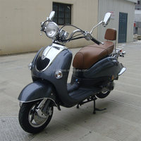 Cheap Factory wholesale high quality 50CC gas scooter (Scooter 50QT-15A)