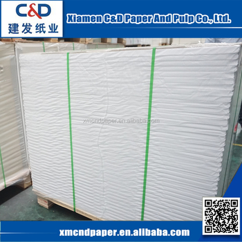 China Wholesale Offset Paper Manufacturer 55/60/70/80GSM Woodfree Offset Printing Paper