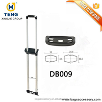 Retractable Suitcase Handle Detachable Luggage Handle For Suitcase Trolley