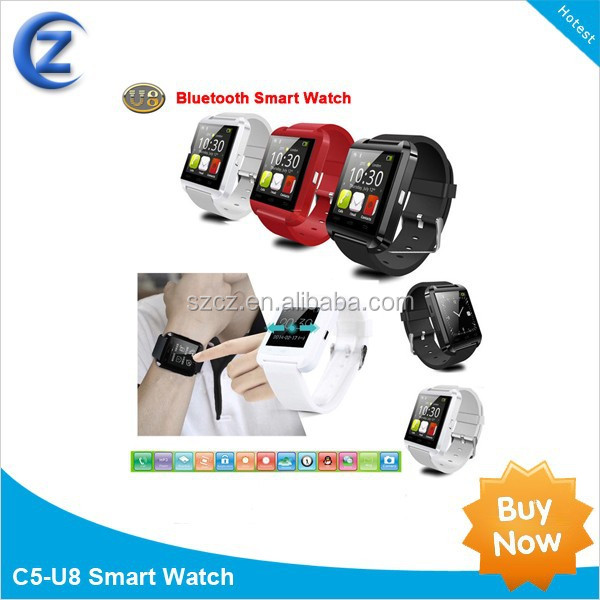Alibaba China supplier android coscod smart watch,smart watch mobile phone,bluetooth smart watch