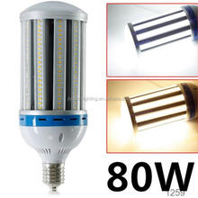 UL 80w corn bulb replace a 250 watt to led