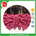 low price high quality hot sale Ammonium sulphate granular red color