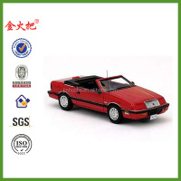 Chrysler Lebaron Cabriolet 1990 Resin Model Car By Neo