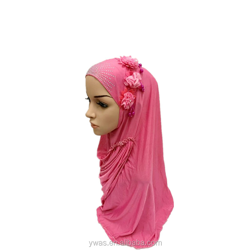 yiwu hijab factory in alibaba fashion muslim accessories scarf hijab