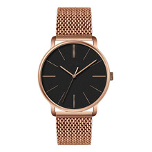 2018 Ladies Watches Women Wristwatch ODM Watches With Stainless Steel Case