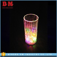 China Supply Cheap Night Club LED Plastic Beer Cup