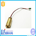Low Price DPSS Green 532nm 5mw 10mw 15mw Laser Module with Dot