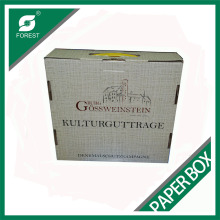 SPECIAL OEM QUALITY CARDBOARD PACKAGING BOXES WITH HANDLE