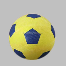 Wholesales Rubber Pebble Surface Football Gifts For 7 Years Old