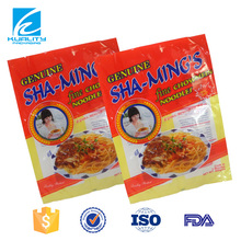 Food grade packaging bag making supplies for noodle packets