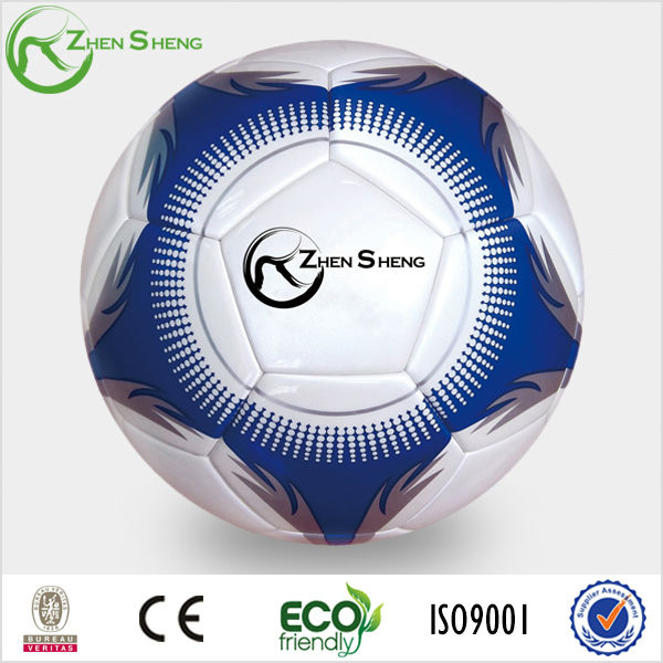 ZHENSHENG thermal seamless laminated soccer