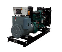 china factory small water cooled diesel generator 4kw lower price