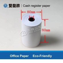 Self adhesive thermal paper for flex