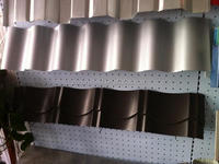 Cold Rolled Color Coated Galvanized Corrugated Metal Roofing Sheet For Sale