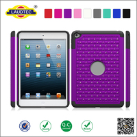Silicone PC Cover Case For Ipad Mini 4
