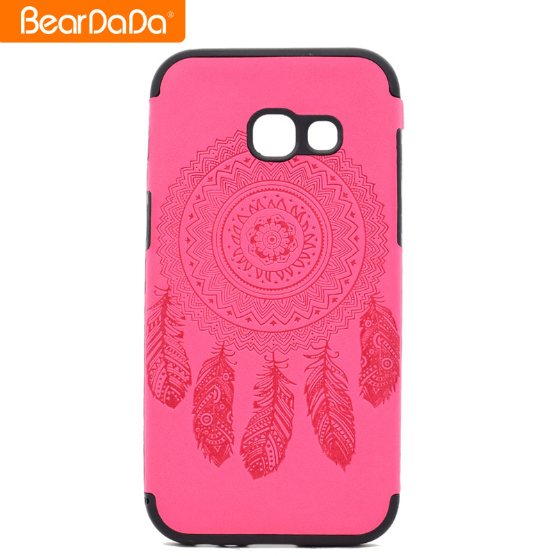 Good Quality Embossed for samsung galaxy a3 2017 cover tpu,for samsung galaxy a3 2017 tpu phone case