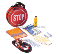 8 PCS ROADSIDE EMERGENCY KIT Tools for Car Repair Tool Bag