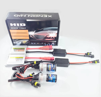 Top Selling auto headlight AC DC 12V 24V 35W 55W Xenon HID Kit H7 H4 H1 H3 H11 9005 9006 HID Kit