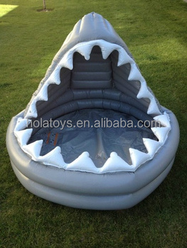 Hola shark model inflatable pool toys/inflatable pool/pool inflatable