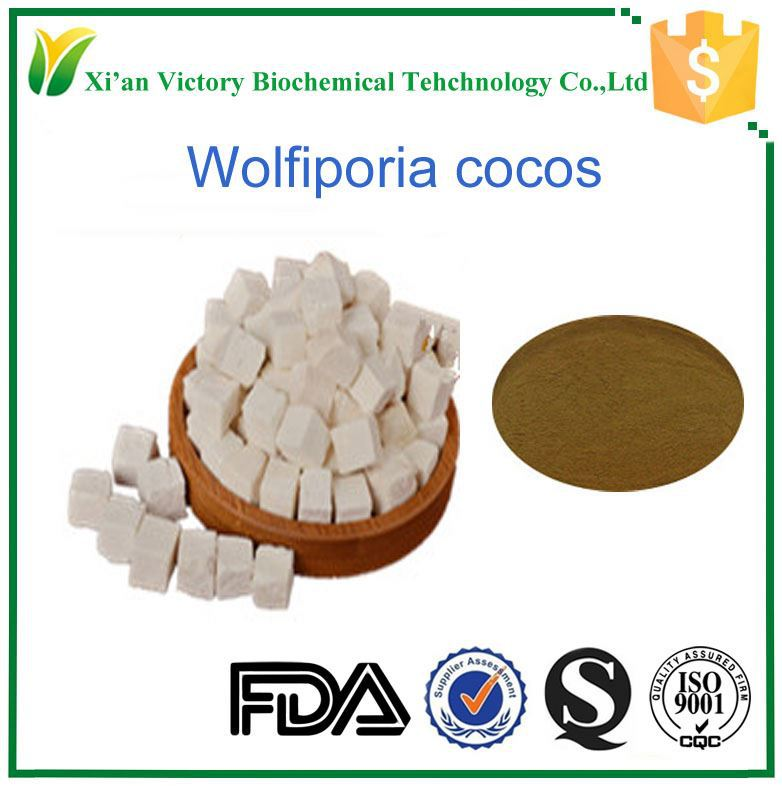 Factory supply quantity Smilax glabra powder
