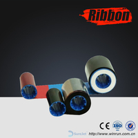 High quality Ribbon compatible for CIM /Zebra/Javelin card printer