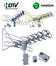 Model no. DT-808C Amplified HD TV ATSC 1080P Remote controlled Rotating TV Antenna - high definition antenna