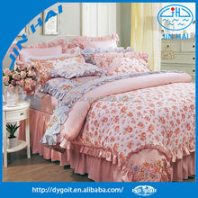 China textile manufactory cheap bed comforters, cheap comforter sets king